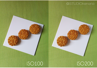 beza tahap ISO kamera, teknik asas fotografi