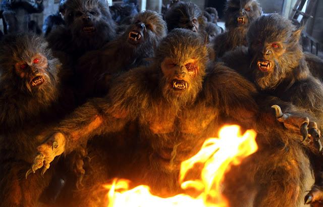 Los Lobos de Arga,werewolf,horror movie
