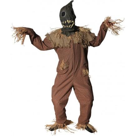 Disfraces de Halloween: Disfraz de Espantapájaros
