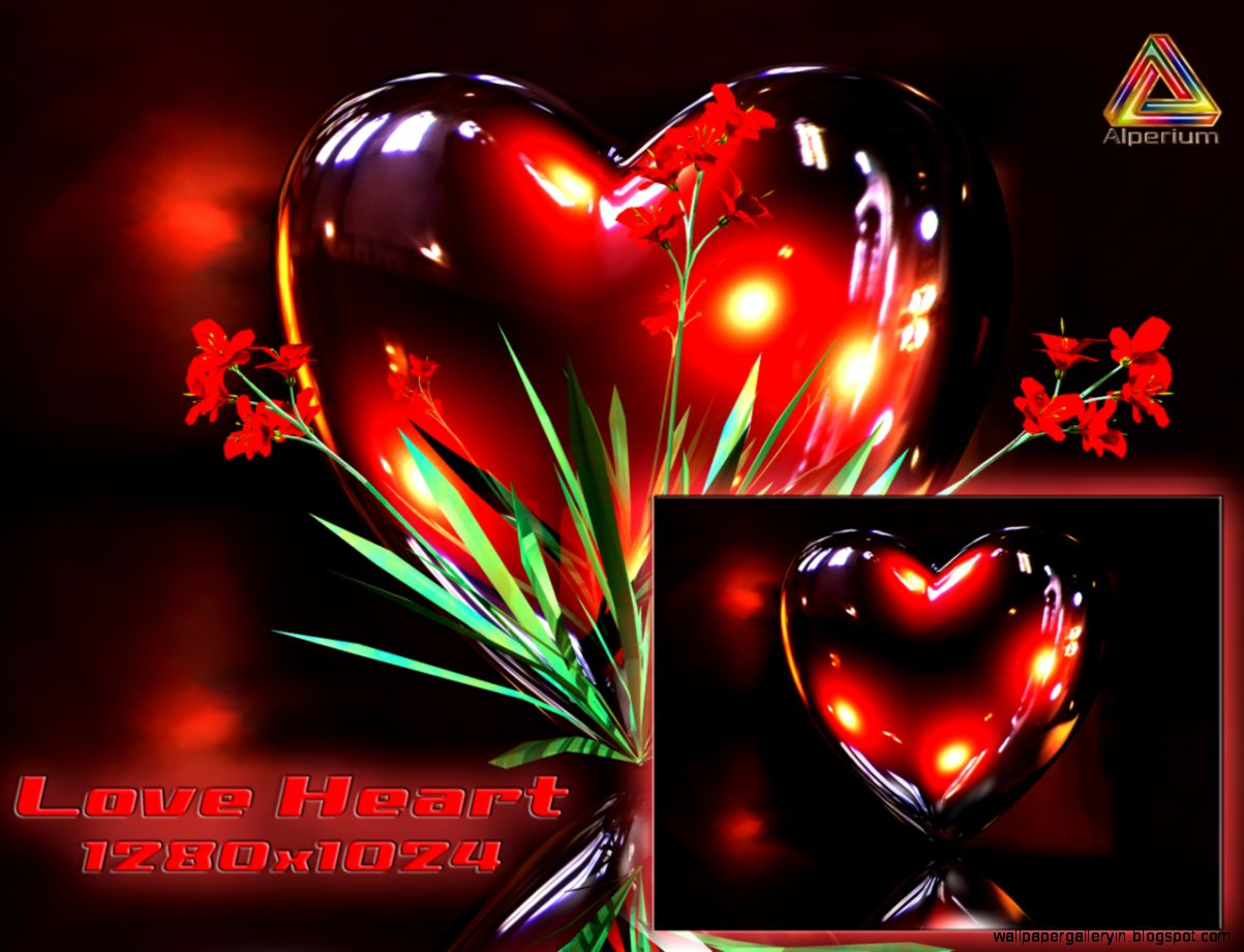 Love Animated Wallpaper For Desktop : Heart Animated Love Hd Wallpapers Wallpaper Gallery