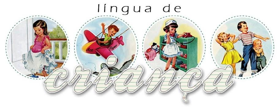 Língua de Criança