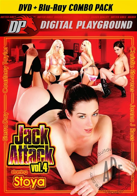 Jack Attack 4 (2013) starring Christie Stevens, Courtney Taylor & more