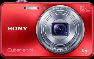 Sony Cyber-shot DSC-WX150 Camera User's Manual