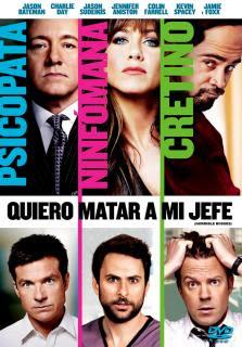Quiero Matar a mi Jefe (2011) | 3gp/Mp4/DVDRip Latino HD Mega
