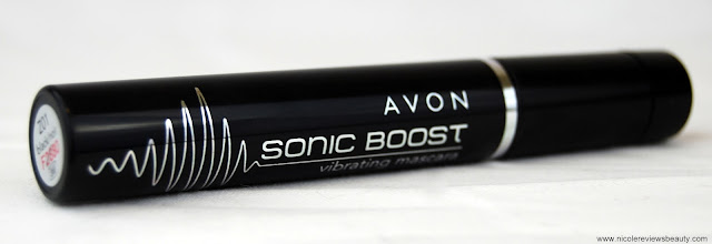 Avon Sonic Boost Vibrating Mascara in Black