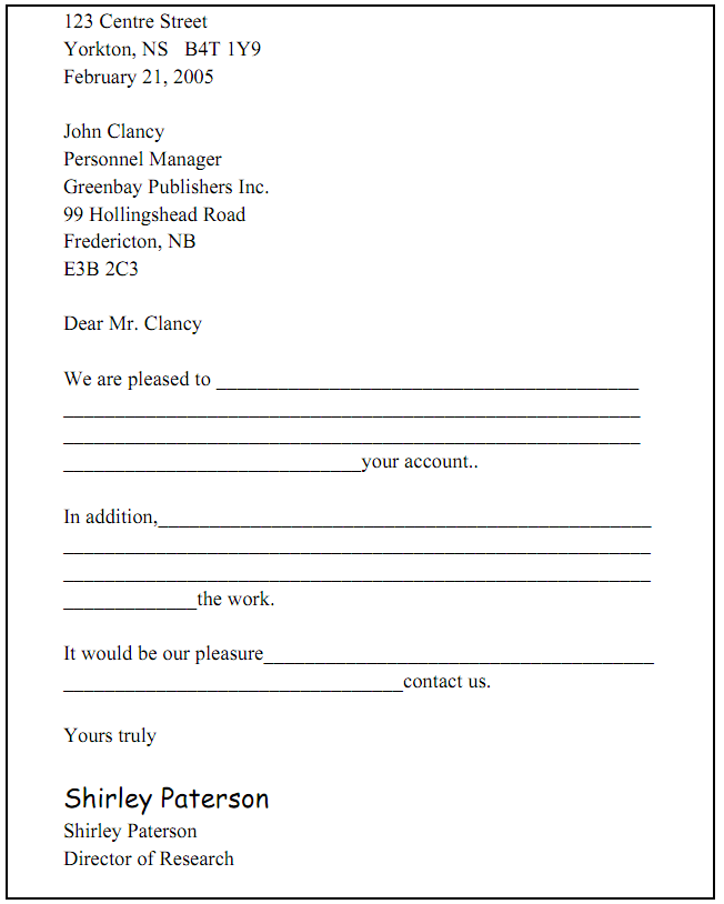 Full block resume