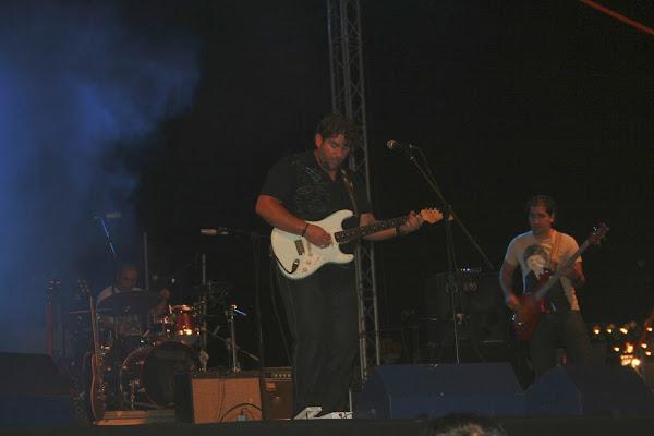 2011 Actuación en la caseta de la juventud del TRIO DEL SACO