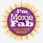 Moxie Fab World Winner Badge