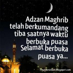 Gambar Salam Khas Ramadhan