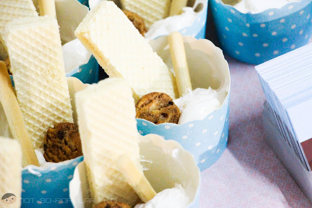 Shmallows for Baking and Pairing