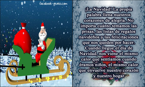 Postal de Navidad