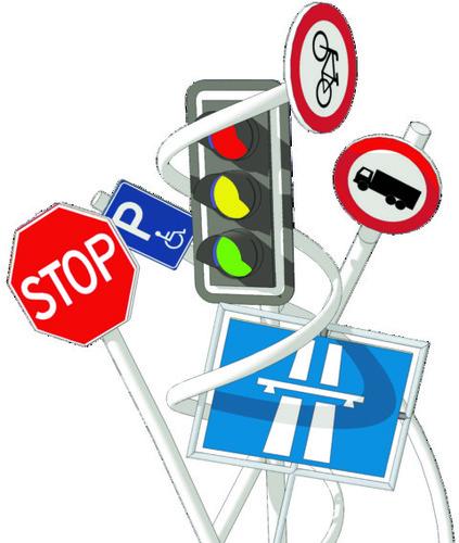Souvent Sécurité routière au maroc: CNPAC : « Respectons la signalisation  HZ28