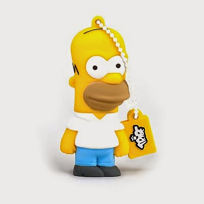 Pendrive Homer Simpson 8 GB