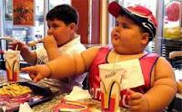 anak gemuk