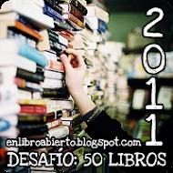 Desafio 50 libros