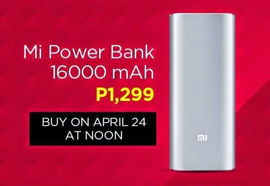 Xiaomi 16000mAh Mi Powerbank Price and Availability