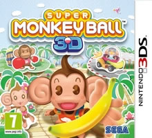 0002 - Super Monkey Ball 3D - 3DS - ROMS
