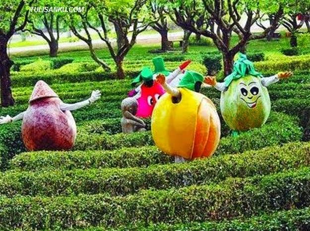 Taman Buah Mekarsari - Enjoy the green life