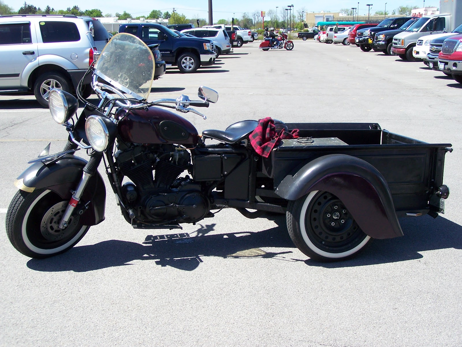 chopper creeps harley custom trikes. Black Bedroom Furniture Sets. Home Design Ideas