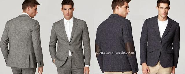 Trajes casuales para invitados a una boda Zankyou - imagenes de ropa casual para hombres