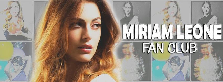 Miriam Leone Fan Club