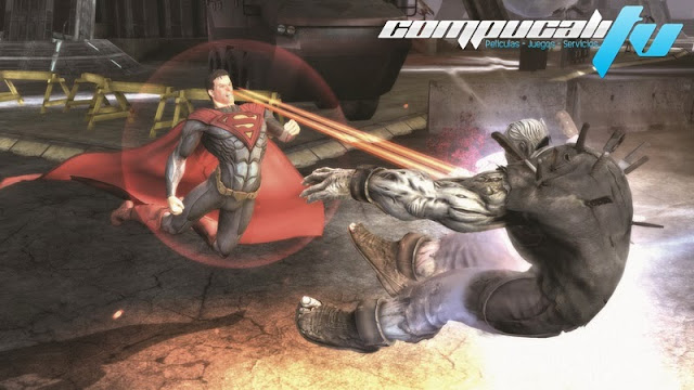 Injustice Gods Among Us Ultimate Edition PC Full Español