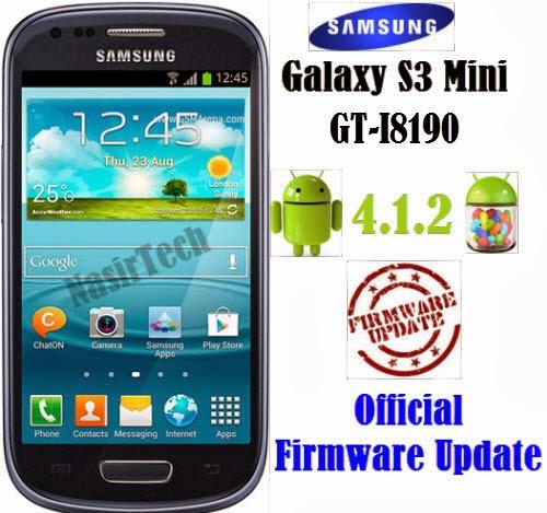 Samsung S3 Mini прошивка