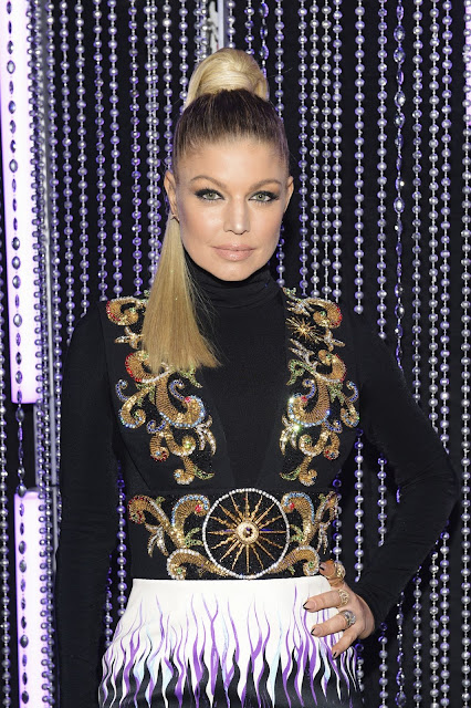 Singer, @ Fergie - Dick Clark's New Year's Rockin' Eve with Ryan Seacrest in Los Angeles