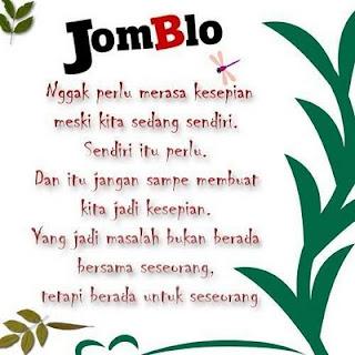 foto gambar jomblo