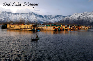 Dal Lake, Srinagar, Kashmir Jannat of India