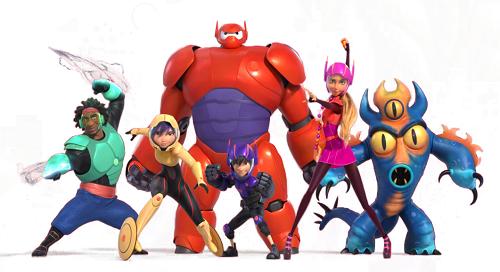 Big Hero 6 Lồng Tiếng
