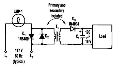 Simple Ac To Dc Converter Wiring on voltage converter circuit diagram