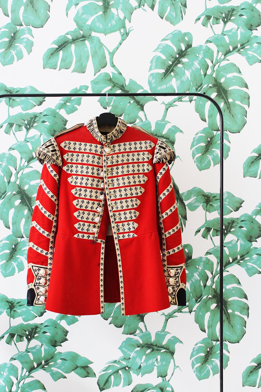 Regimental Vintage: vintage military and vintage designer fashion at 68 Cheshire Street London E2