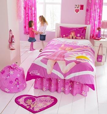 Dormitorios juveniles habitaciones infantiles fotos e for Cortinas para dormitorios juveniles