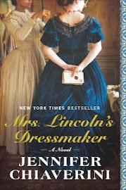 Giveaway - Mrs. Lincoln's Dressmaker