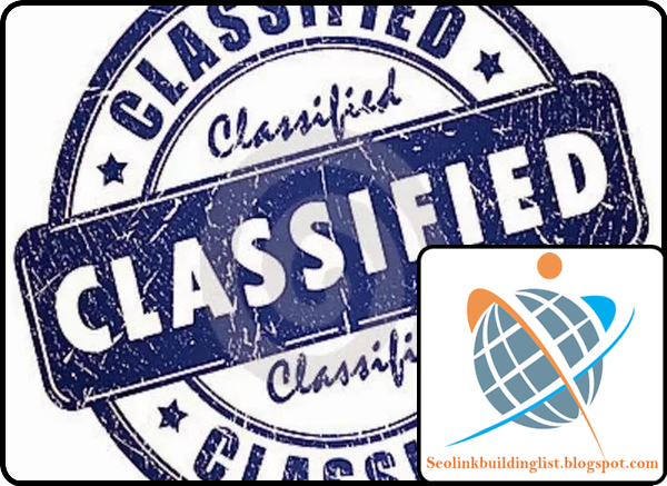 Top High PR Classified Sites List