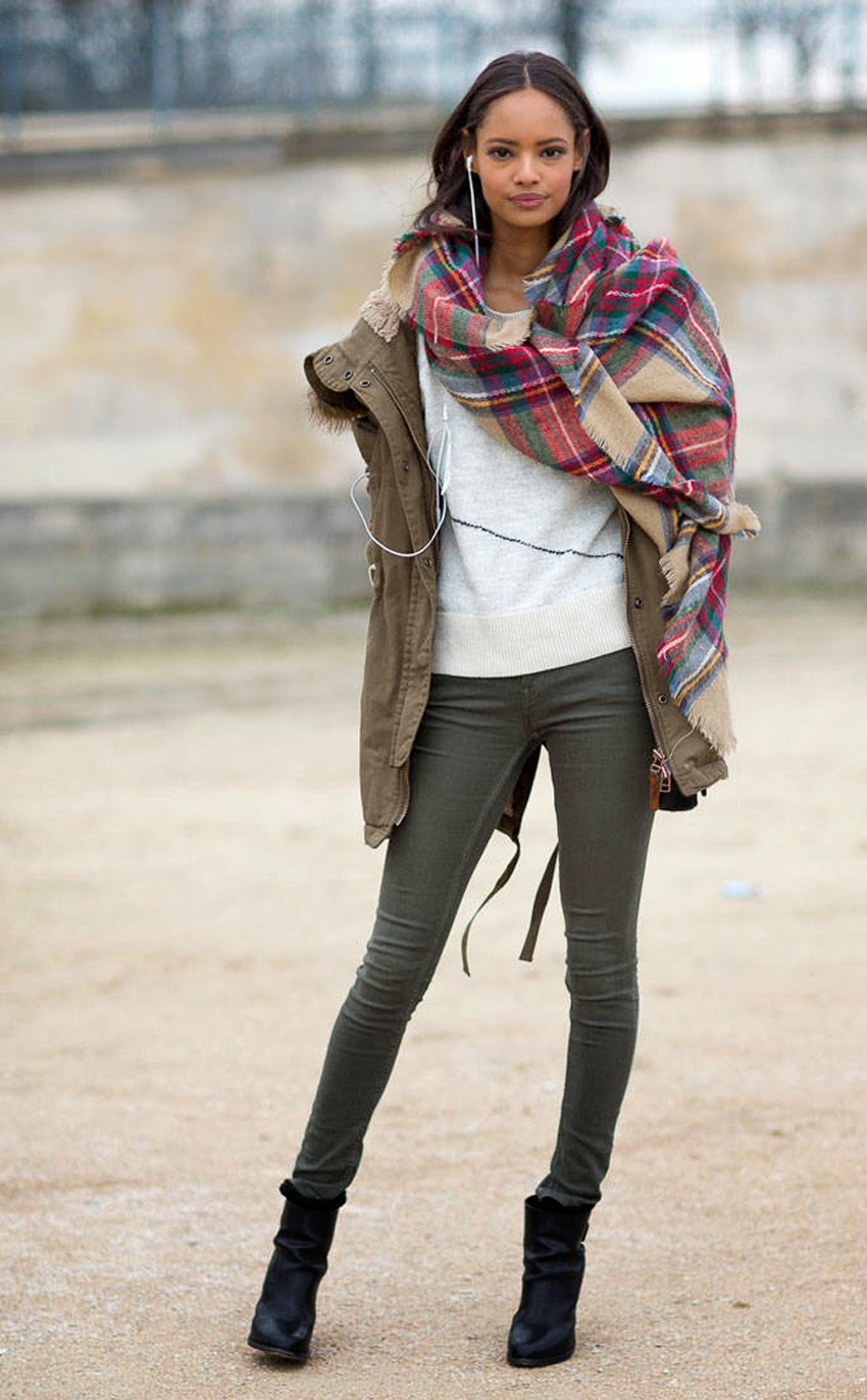 Paris Fashion Week Autumn Winter 2014 Street Style Snapshot Part 3 Style Fashion Week