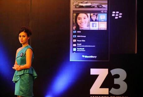 BlackBerry Jakarta Ludes!