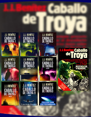 Montaje Saga Caballo de Troya-J.J.Benítez