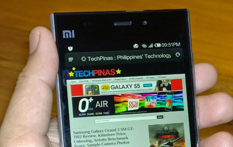 Affordable Xiaomi Smartphones, Xiaomi Mi3