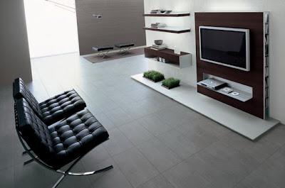 Modernos muebles italianos de pared y unidades de for Muebles tv diseno italiano