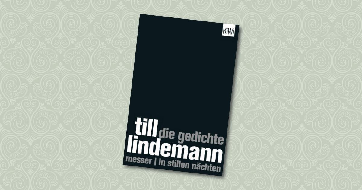 Die Gedichte - Till Lindemann
