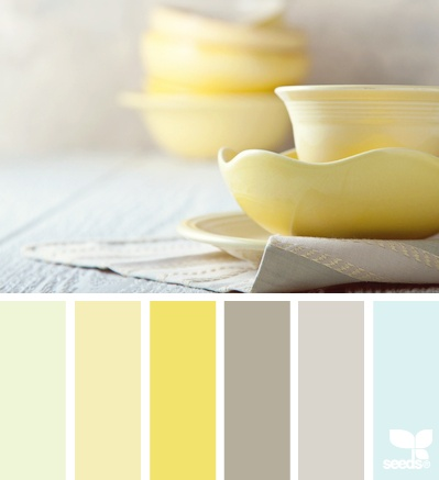 Designing Home: Fresh colour schemes