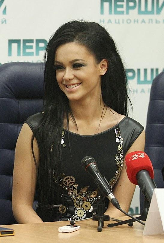 Eurovision 2014: Ukraine: Tick-Tock | The Eurovision Song ...