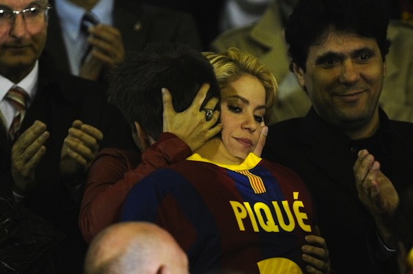 lisa lazarus and gerard pique. lisa lazarus pique. photo