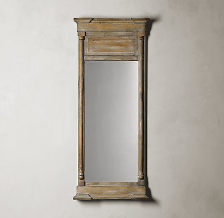 restoration hardware s trumeau mirror