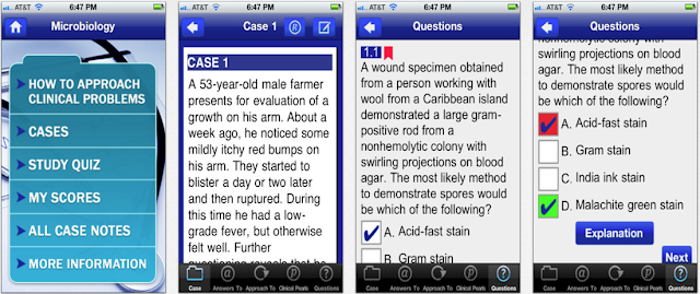 app case files microbiology