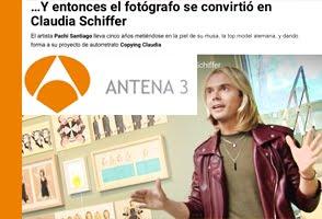 En los informativos de ANTENA 3