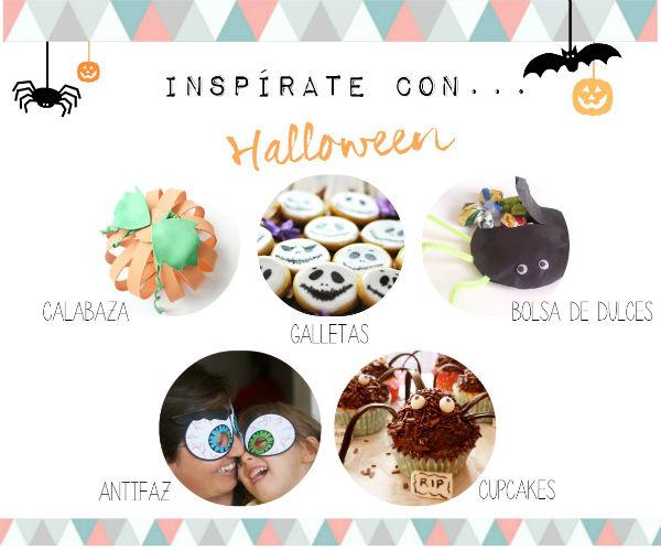 5 ideas para celebrar Halloween con niños