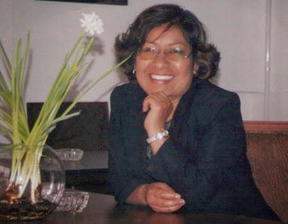 Blanca Padilla, administradora
